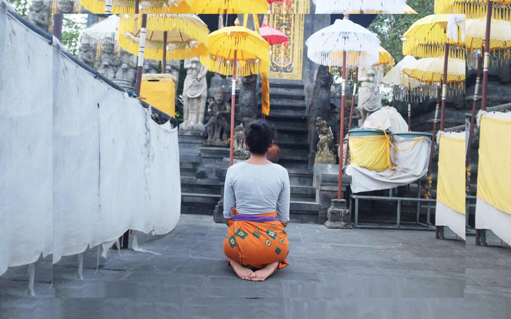 Travel and experience Bali